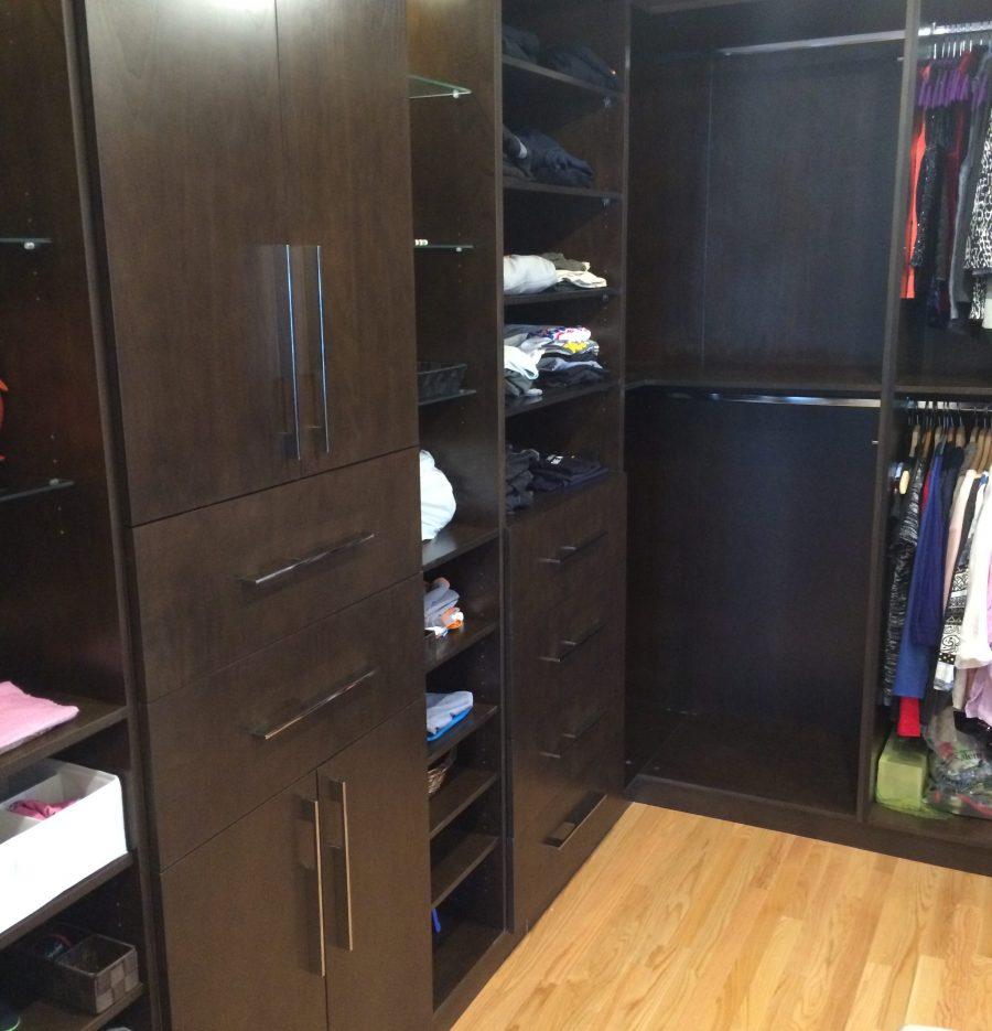 Islandview Closet Shelves 1